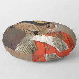 Sir Comet Thelonious, esq Floor Pillow