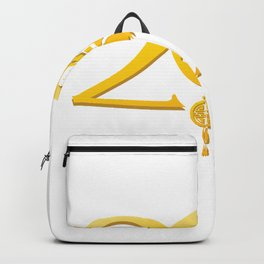 Year Of The Dog 2018 Chinese New Year Symbol Backpack
