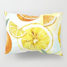 Citrus Pillow Sham