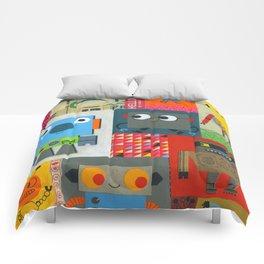 FIXIT BOTS Comforters