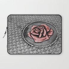 The rose beneith my feet Laptop Sleeve