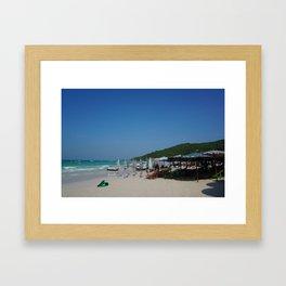 Ko Lan Framed Art Print