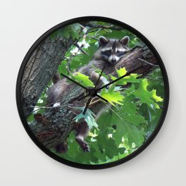 Hunger Wall Clock