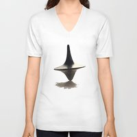 inception V-neck T-shirts featuring Inception by ViMas