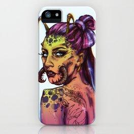 Mama Monster iPhone Case
