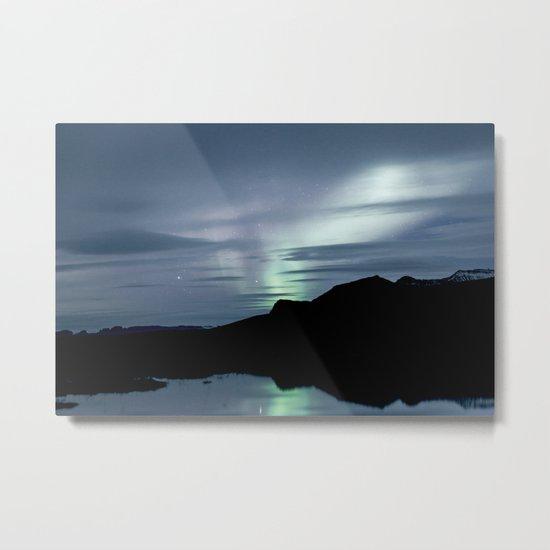 Aurora Borealis XXII Metal Print