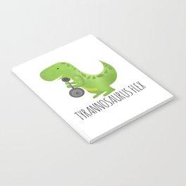 Tyrannosaurus Flex Notebook