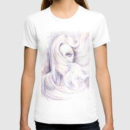 Aura - wind illustration T-shirt