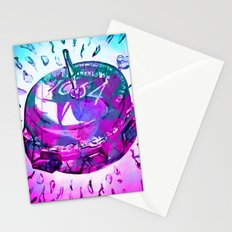 spin top Stationery Cards