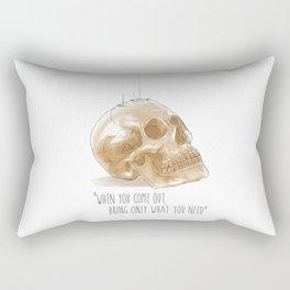 Hannibal Chapter 95 Rectangular Pillow