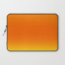 Sunset Ombre Abstract Laptop Sleeve