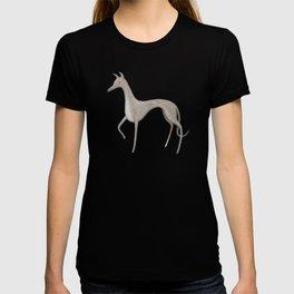 Whippet Portrait T-shirt