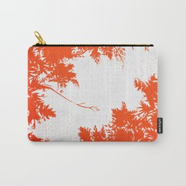 Night's Sky Persimmon Carry-All Pouch