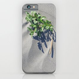 Shoreline Shadow 2 iPhone Case