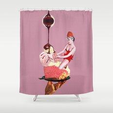 Cashew Cakes Shower Curtain