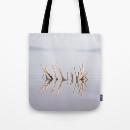 Sunny Twigs Tote Bag