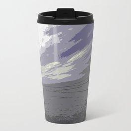 Surf Tsunami Metal Travel Mug