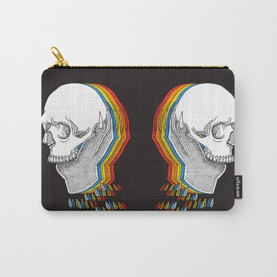 Spectrum Of Death  Carry-All Pouch