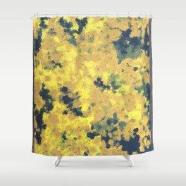 Flowerimg tree Shower Curtain