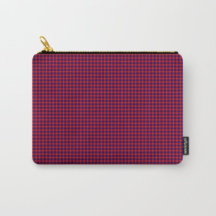Hamilton Tartan Carry-All Pouch
