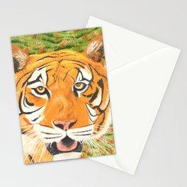 L'amour couleur d'automne Stationery Cards