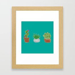 calista Framed Art Print