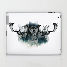 Faded Wildlife Laptop & iPad Skin