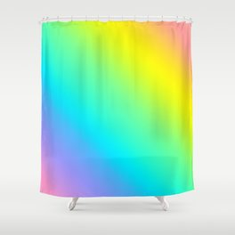 RNBW Shower Curtain