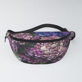 Rainbow petals Fanny Pack