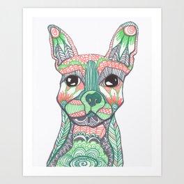 Petunia Art Print