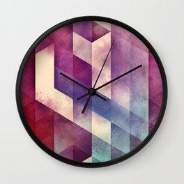 ryd jyke Wall Clock