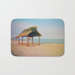 By the beach Bath Mat