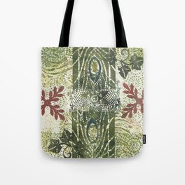 Monoprint 2 Tote Bag