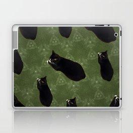 Cat photo pattern Laptop & iPad Skin