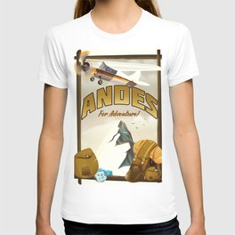 "Andes ""For Adventure!"", T-shirt"