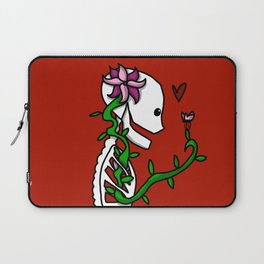 Bare Bones   Veronica Nagorny Laptop Sleeve