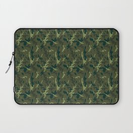 Forest Camouflage Laptop Sleeve