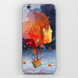 Airy-fairy iPhone Skin