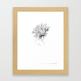Nice Hat Framed Art Print