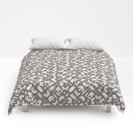 Control Your Game - Driftwood Comforters