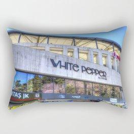 Besiktas JK Stadium Istanbul Rectangular Pillow