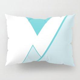 Blue Mountains Pillow Sham