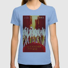Holden, the Rye, and NYC T-shirt
