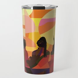 Black Girls Camp Travel Mug