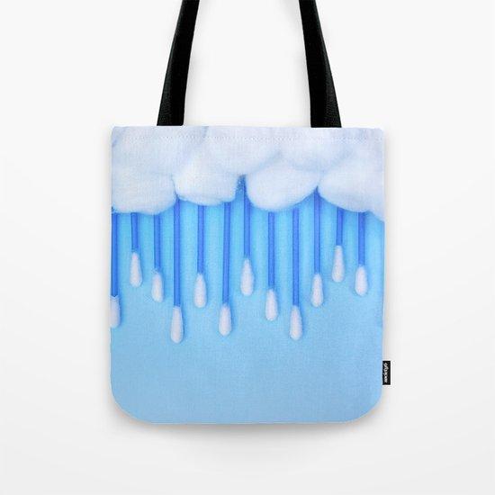 CLOUD COTTON Tote Bag