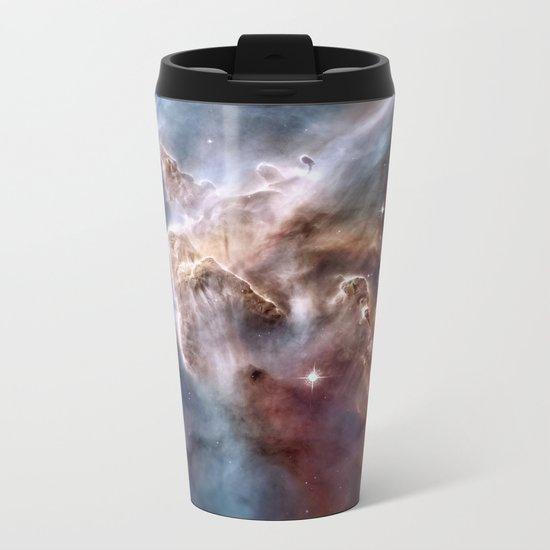 Carina Nebula Metal Travel Mug