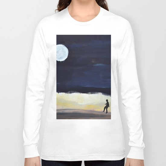 The Sea Long Sleeve T-shirt
