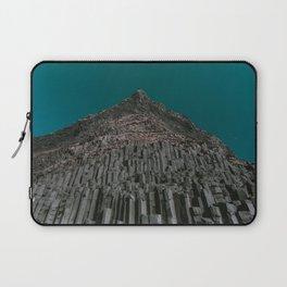 Reynisdrangar x Icelandic Sea Cliffs Laptop Sleeve