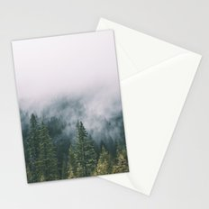 Forest Fog XI Stationery Cards
