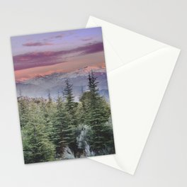 """""""Wildderness III"""". Adventure at the mountains... Stationery Cards"""